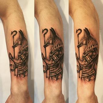 Tatuiruotės, tatuiruočių salonas / Vestina Jocaitytė / Darbų pavyzdys ID 126531