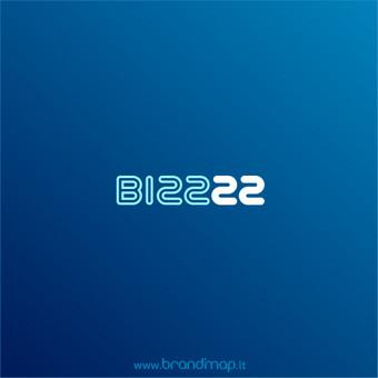 """""""Bizz22"""" logotipas."""