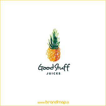 """""""Good Stuff"""" logotipas."""