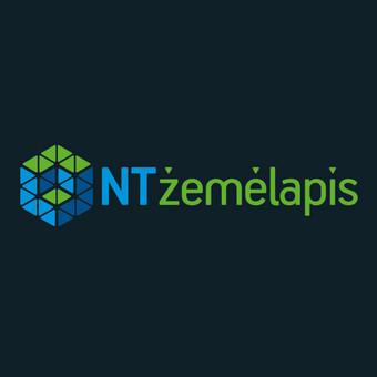 """""""NT žemėlapis"""" logotipas"""