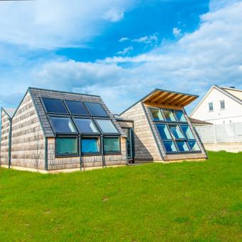 Architektas, projektavimas / SVM BALTIC Karkasiniai-skydiniai namai / Darbų pavyzdys ID 130055