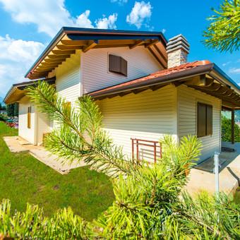 Architektas, projektavimas / SVM BALTIC Karkasiniai-skydiniai namai / Darbų pavyzdys ID 130057