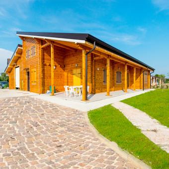Architektas, projektavimas / SVM BALTIC Karkasiniai-skydiniai namai / Darbų pavyzdys ID 130059