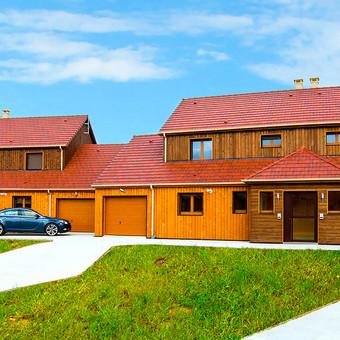Architektas, projektavimas / SVM BALTIC Karkasiniai-skydiniai namai / Darbų pavyzdys ID 130061
