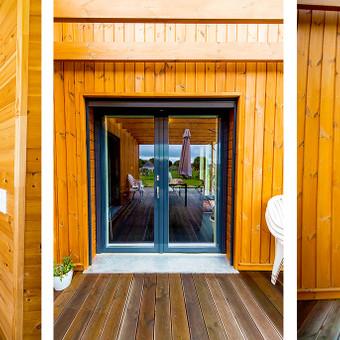 Architektas, projektavimas / SVM BALTIC Karkasiniai-skydiniai namai / Darbų pavyzdys ID 130065