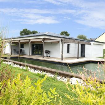 Architektas, projektavimas / SVM BALTIC Karkasiniai-skydiniai namai / Darbų pavyzdys ID 130069