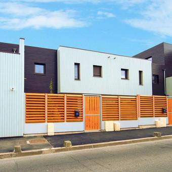 Architektas, projektavimas / SVM BALTIC Karkasiniai-skydiniai namai / Darbų pavyzdys ID 130071