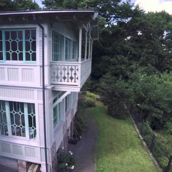 Architektas, projektavimas / SVM BALTIC Karkasiniai-skydiniai namai / Darbų pavyzdys ID 130075