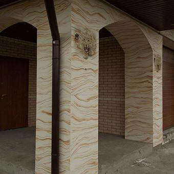 Statybinių medžiagų gamintojas / Nedas Visockis / Darbų pavyzdys ID 130305