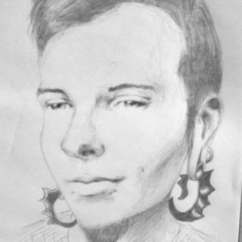 Dailininkas / Kotryna Varzaitė / Darbų pavyzdys ID 130923