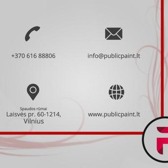 Grafikos dizaineris / Romanas / Darbų pavyzdys ID 131441