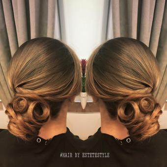 Kirpėjas, meistras, plaukų stilistas / Estetestyle Hairmakeup / Darbų pavyzdys ID 131865