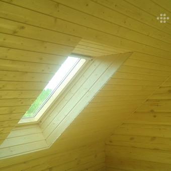 Veliux lango apdaila