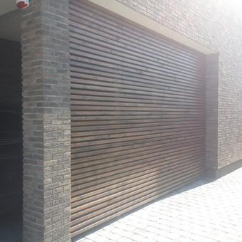 Garažo sienelė