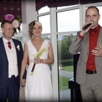DONATAS ODINAS - Renginių vedėjas visoje Lietuvoje / Donatas Odinas / Darbų pavyzdys ID 134063