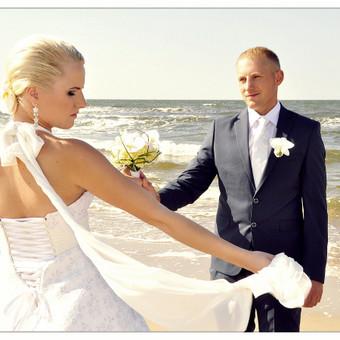 Vestuvių fotosesija nuo 200€