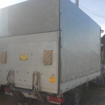 Krovinių Pervežimas Žygimantas / Žygimantas / Darbų pavyzdys ID 135141
