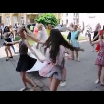 Šokiai, šokių pamokos / Inga Ališauskaitė / Darbų pavyzdys ID 137401