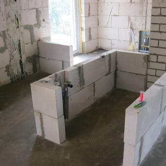Statybos darbai / Kęstutis / Darbų pavyzdys ID 137895