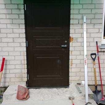 Statybos darbai / Kęstutis / Darbų pavyzdys ID 137921