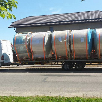 Krovinių pervežimas / Haroldas Gudauskas / Darbų pavyzdys ID 138637