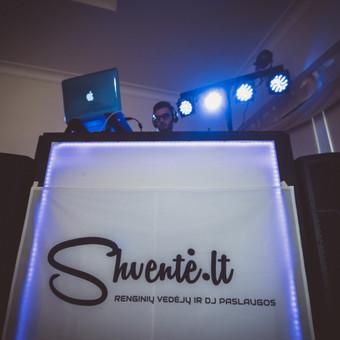 Shventė.lt - DJ Paslaugos / Rokas - Shventė.lt / Darbų pavyzdys ID 138989