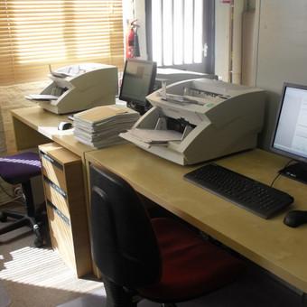 Teikiame dokumentų skenavimo paslaugas