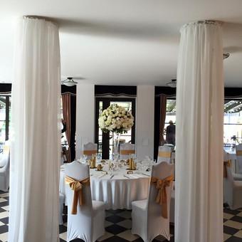 Vestuvių planuotoja, dekoratorė, koordinatorė / Ir Ideas / Darbų pavyzdys ID 139399