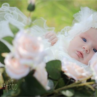 Kūdikio fotosesija. Kūdikio Portretas.