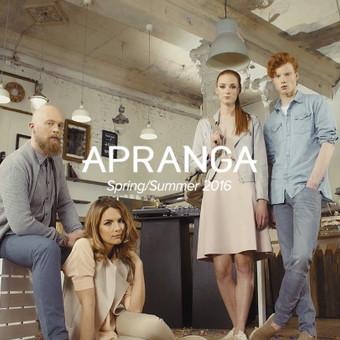 Apranga // Spring/Summer 2016 presentation