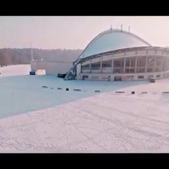 Winter Aerial'16   Drone