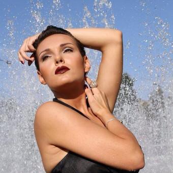Grožio Dalia makiažas ir šukuosenos Kaune / Dalia Chapman / Darbų pavyzdys ID 141153