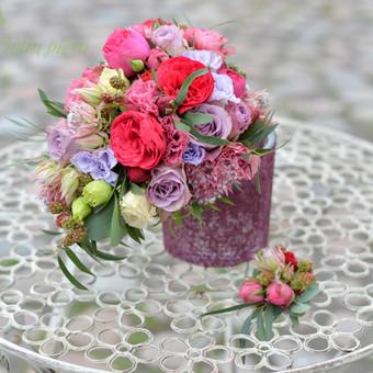 Floristas, gėlių salonas / Vilma / Darbų pavyzdys ID 142617