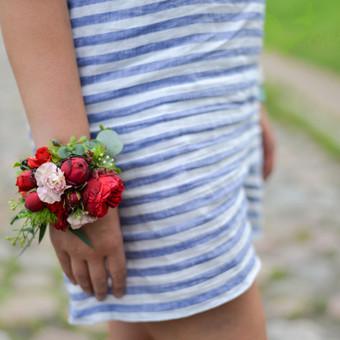 Floristas, gėlių salonas / Vilma / Darbų pavyzdys ID 142623