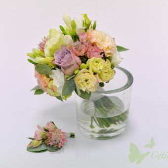 Floristas, gėlių salonas / Vilma / Darbų pavyzdys ID 142627