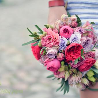 Floristas, gėlių salonas / Vilma / Darbų pavyzdys ID 142631