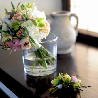 Floristas, gėlių salonas / Vilma / Darbų pavyzdys ID 142637