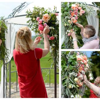 Floristas, gėlių salonas / Vilma / Darbų pavyzdys ID 142651
