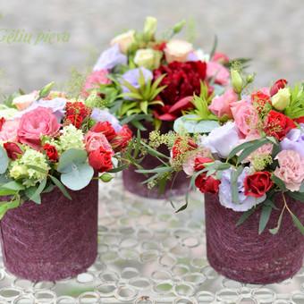 Floristas, gėlių salonas / Vilma / Darbų pavyzdys ID 142667