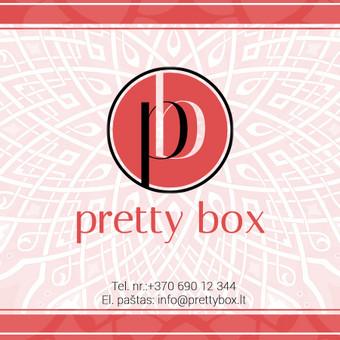 prettybox.lt paslaugų lankstinuko viršelis