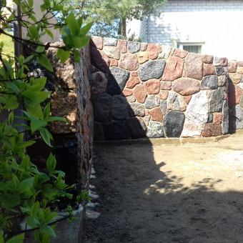 Skaldyto akmens atraminė