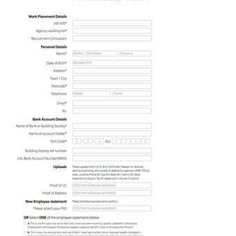 Registracijos forma https://www.getmypayslip.co.uk/