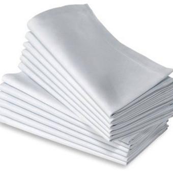 Medžiaginių servetėlių nuoma 0,5 €/vnt