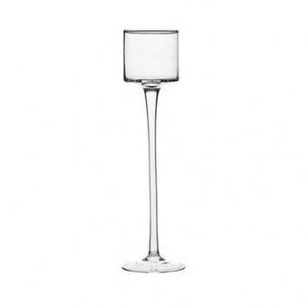 Viskio stiliaus vazų-žvakidžių nuoma, aukštis 60 cm - 3€/vnt