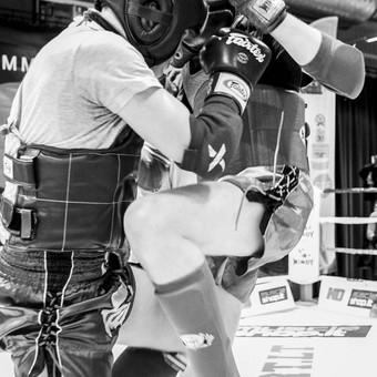 Tailandietiško bokso - MuayThai treniruotės Vilniuje. / MuayThai klubas SINOBIS / Darbų pavyzdys ID 144581