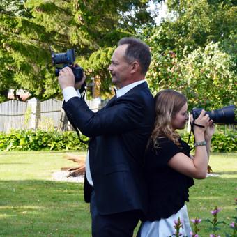 Vestuviu filmavimas Šiauliuose  ,video operatorius ,klipai / Raimundas Kasperavičius / Darbų pavyzdys ID 145521