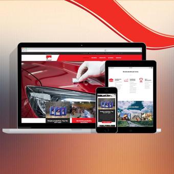 Reprezentacinė automobilių alyvos svetainė