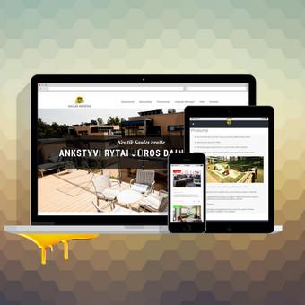 Nekilnojamo turto svetainė http://sauleskrastas.lt/