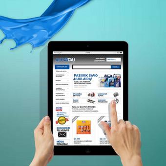 Automobilinės alyvos elektroninė parduotuvė http://alyvatau.lt/