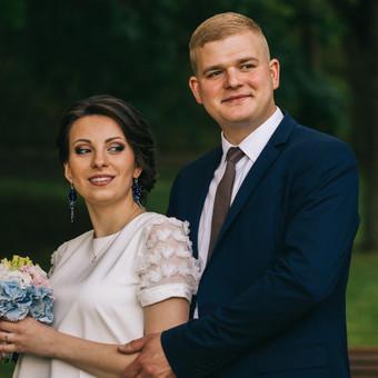 Vestuvių fotografai / Mindaugas Žiūra / Darbų pavyzdys ID 146597